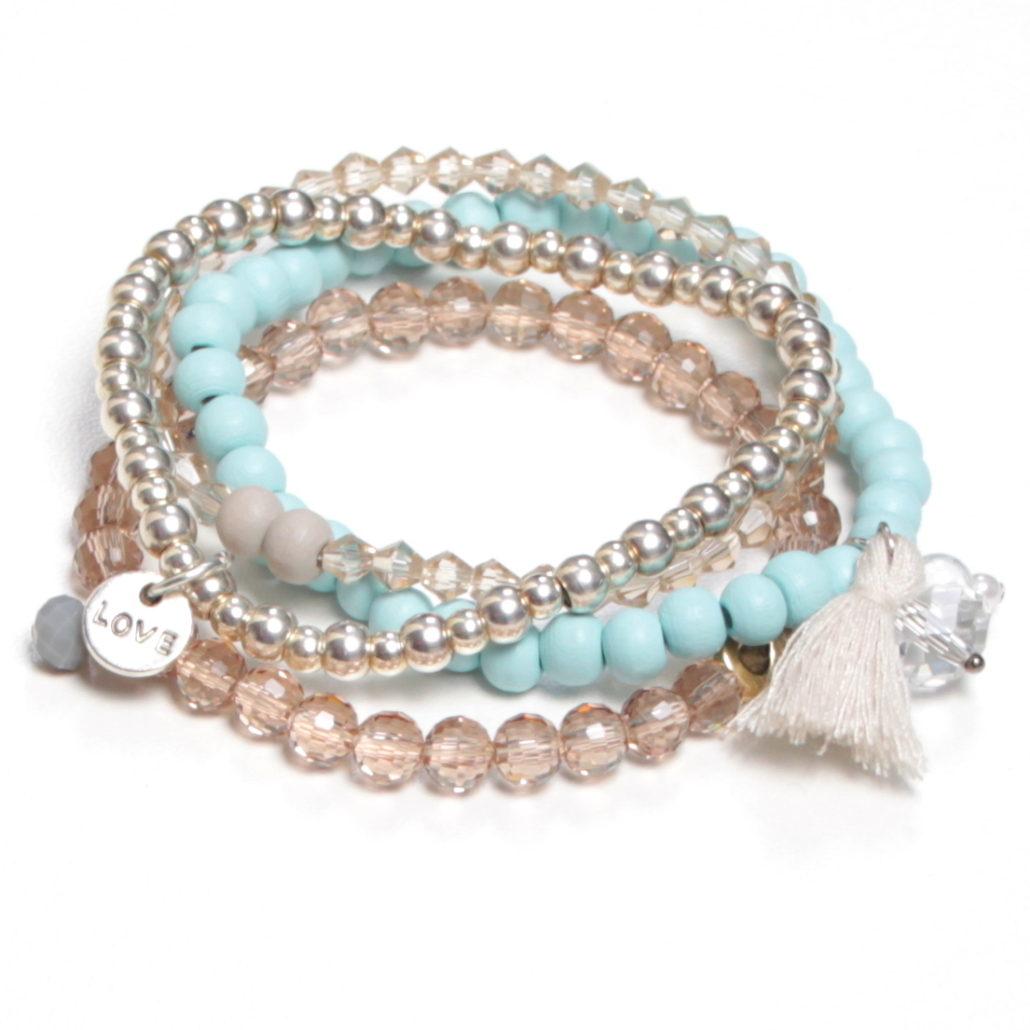 kinderfeestje sieraden maken armband